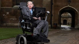 Stephen Hawking: The Universe Does Not Forget, and Neither Will We