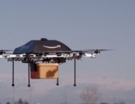 Amazon's Drone Delivery Plan Not Ready For Liftoff—Yet