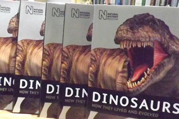 Naish and Barrett's <i>Dinosaurs: How They Lived and Evolved</i>