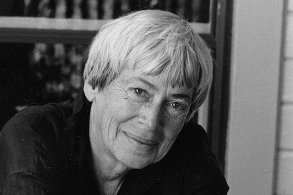 Ursula K. Le Guin, 1929–2018