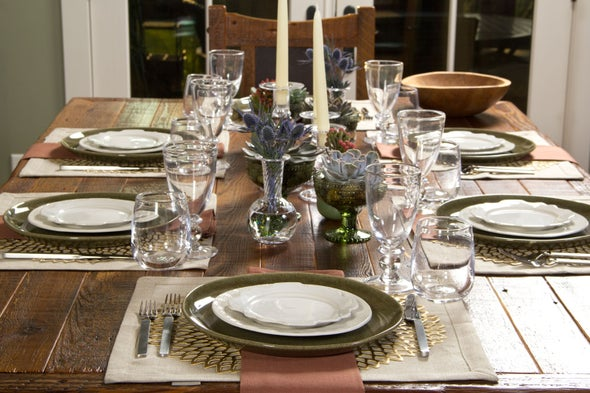 The Social Benefits of Dinner Parties