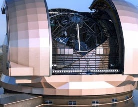 Big Mirrors, High Hopes: Extremely Large Telescope Is A Go
