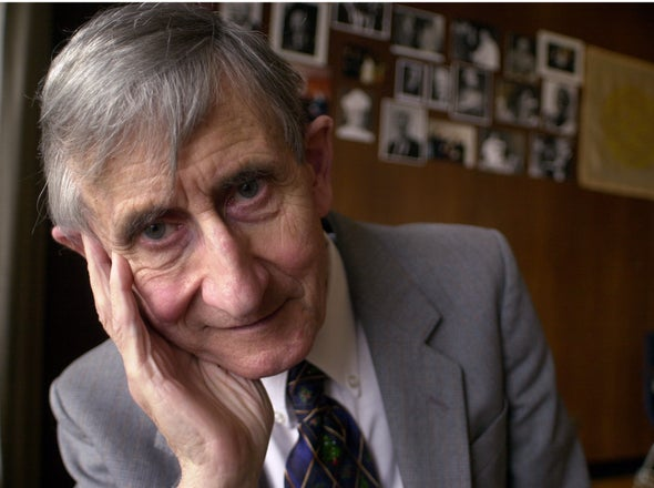 Scientific Rebel Freeman Dyson Dies