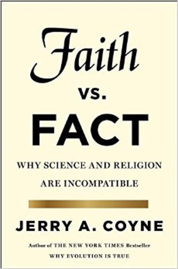 Book by Biologist Jerry Coyne Goes Too Far Denouncing Religion, Defending Science