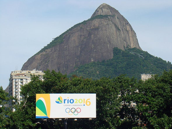 Rio 2016: Olympic Geology