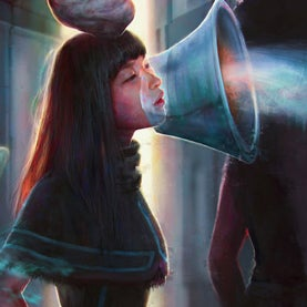 A Voice Has Presence