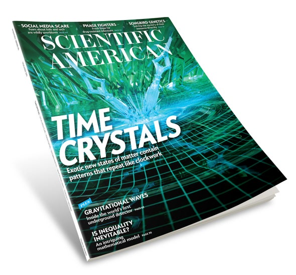Introducing the November 2019 Issue