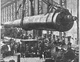 Building the Big Guns, 1916