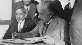 "Einstein's Famous ""God Letter"" Is Up for Auction"