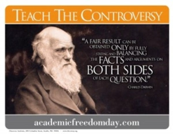 scientific doubts about evolution essay In a new escalation of the nation's culture war over the teaching of evolution, the national academy of sciences and the national science teachers association.