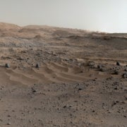 3 Years into Its Mission, Curiosity's Stunning Martian Panorama