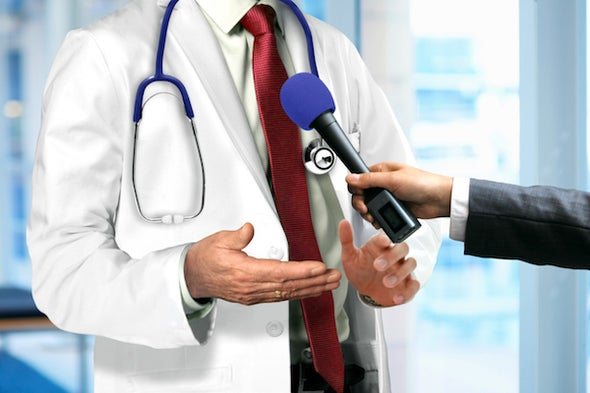 Doctors Must Speak Up for a Free Press