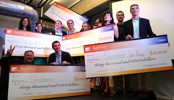 Solar Start-Ups Focus on Soft-Costs at SunShot Catalyst Competition