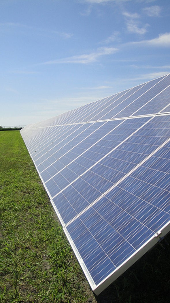Decrease Midday Electricity Prices to Integrate Solar, Says California Grid Operator