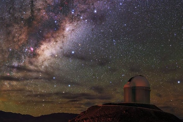 Proxima Centauri Just Became Our Gateway to the Cosmos