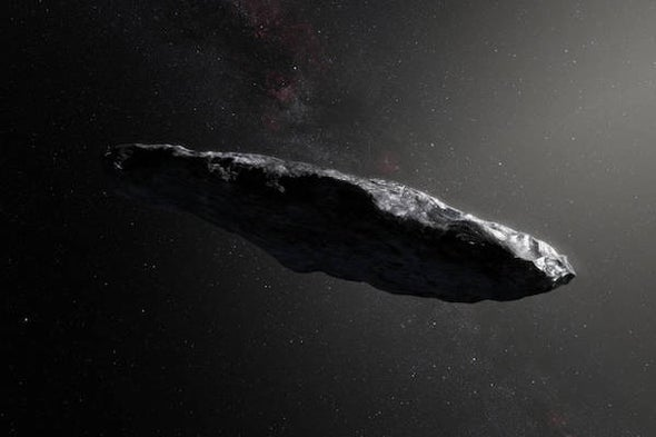 6 Strange Facts about the Interstellar Visitor 'Oumuamua