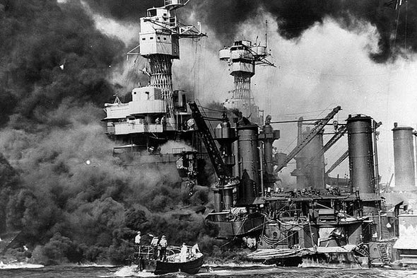 Remember Pearl Harbor? Maybe....