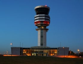 Air Traffic Control without Towers