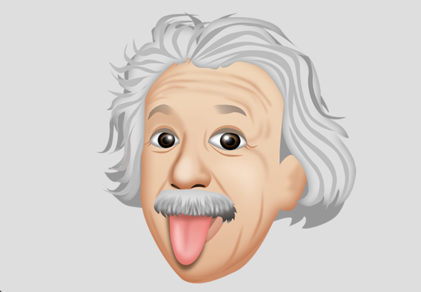 Say It with Einstein