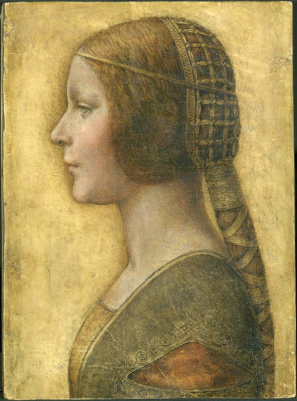 A Second da Vinci Smile Has Been Discovered