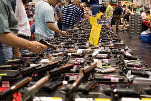 Lax U.S. Gun Controls Pose a Greater Threat Than Terrorism