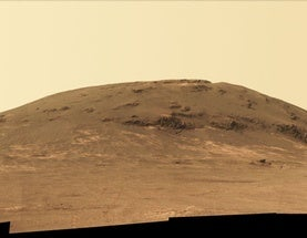 Alone on Mars for 150 Months