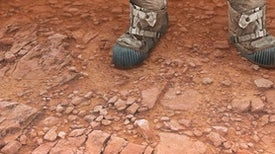 3-D Printing on Mars