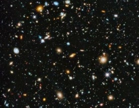 The Most Colorful View of Universe Captured by Space Telescope