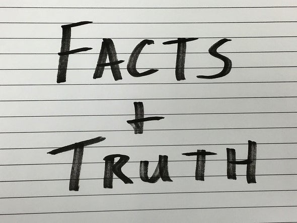 Is It True Facts Don't Lie?
