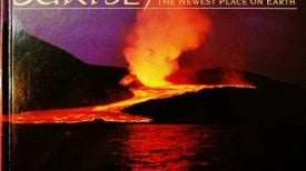 A Bouncing Baby Volcano for Kids: Surtsey by Kathryn Lasky