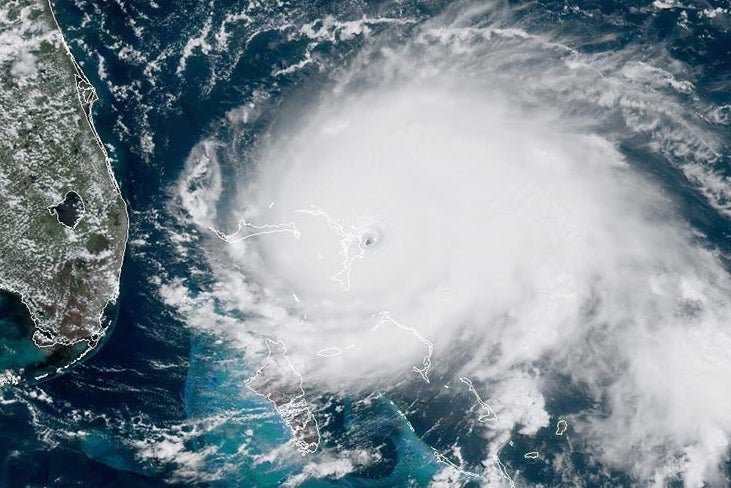 A Review of the Atlantic Hurricane Season of 2019