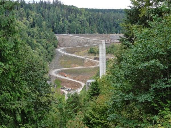 Mud Mountain Dam: Good Clean Fun!