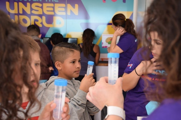 Can a Shipping Container Increase Access to Hands-On STEM?
