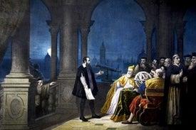 Galileo's Big Mistake