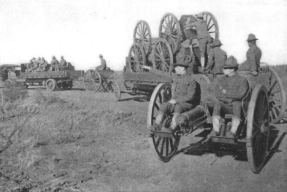 Inventing Mechanized Warfare, 1916