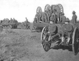 Inventing Mechanized Warfare, 1916