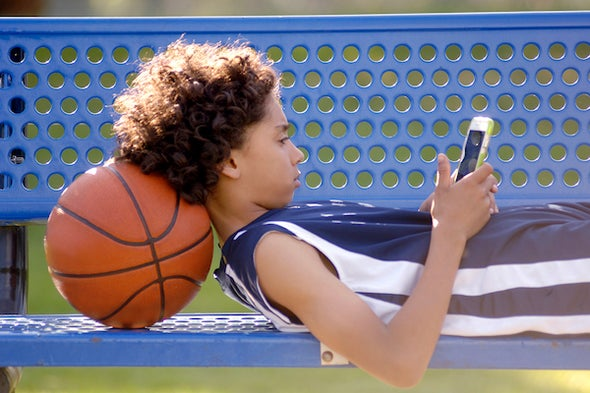 Screen Time for Kids Might Not Be Such a Bad Thing