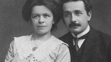When Einstein Was Bohemian