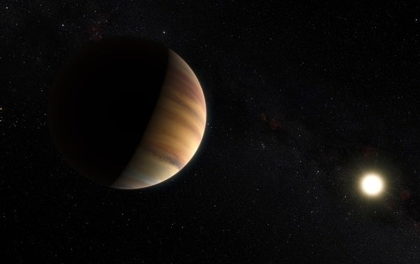 Who Really Discovered the First Exoplanet?