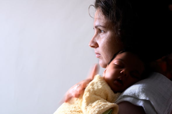 You've Heard of Postpartum Depression but Probably Not Postpartum Anxiety