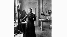 15 Mathematical Curiosities to Celebrate Marie Curie's 150th Birthday