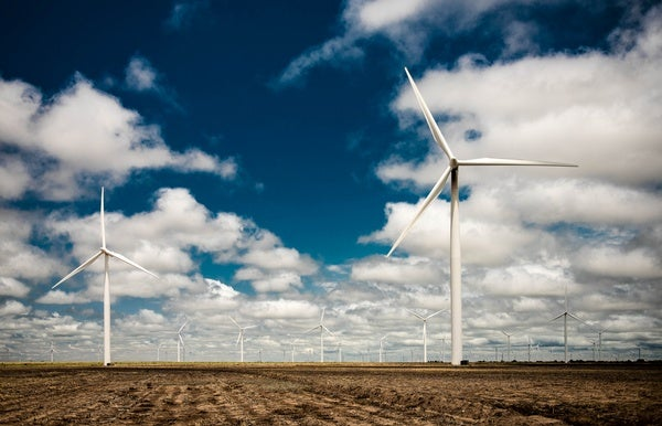 Texas Got 18 Percent of Its Energy from Wind and Solar Last Year
