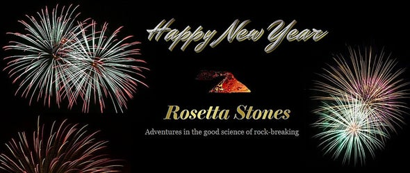 2018 Rosetta Stones Roundup: A Very Hot Year for Geology