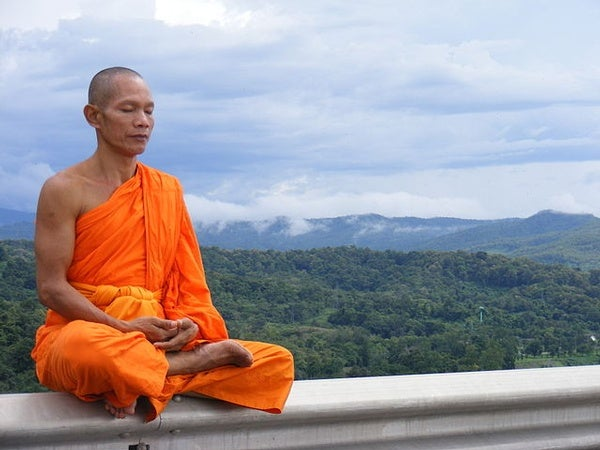 Your Brain as Laboratory: The Science of Meditation