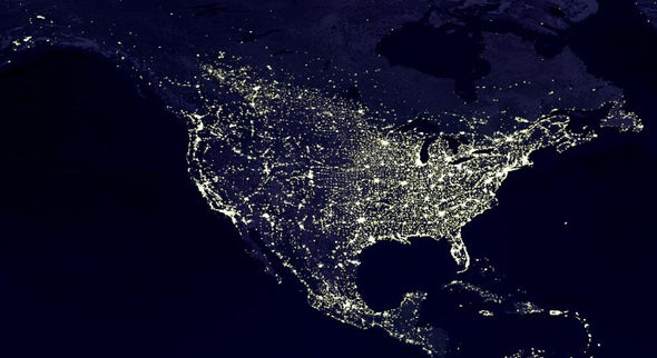 The Intersected States of America