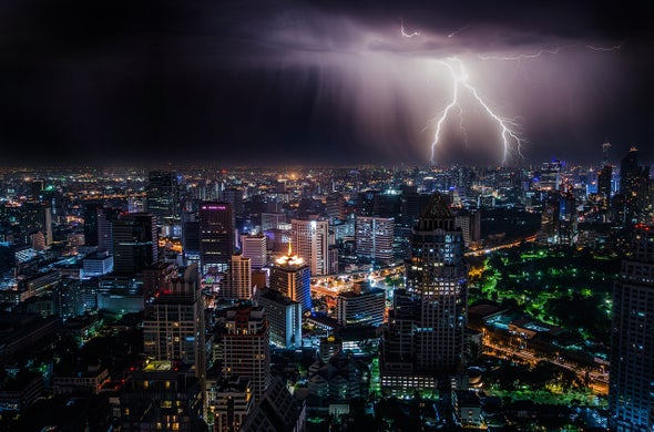 Yes, We Can Get Power from Lightning--but It's Probably Not Worth It [Podcast]
