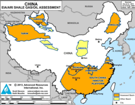 When, not if, China taps into shale gas