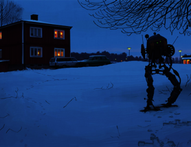 Childhood of Tomorrow: Simon Stålenhag Interview