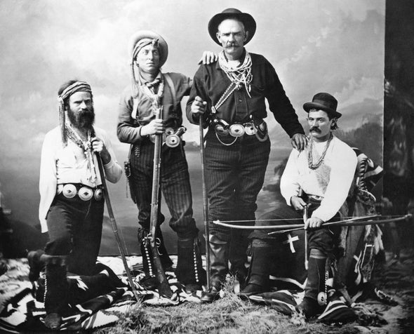 John Wesley Powell, Great Explorer of the American West