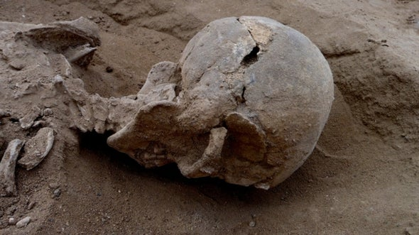 10,000-Year-Old Massacre Does <i>Not</i> Bolster Claim That War Is Innate